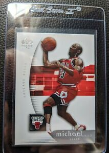2005-06-UPPER-DECK-SP-AUTHENTIC-12-MICHAEL-JORDAN-CHICAGO-BULLS-HOF-MINT