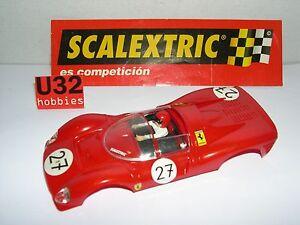 Ed Humor Scalextric Spain Altaya Autos Mythische Karosserie Ferrari Gt 330 #27 Lted Spielzeug