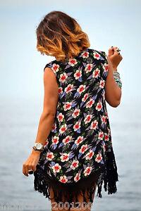 Floral Jacket Kimono Print 7521 Rif Zara 029 Medium Taglia Cape gR1Zypcnq