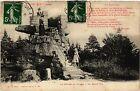 CPA Saint-Dié (Vosges) - Chaire du Diable - Le Sapin Sec (456114)