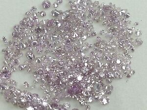 Natural-Loose-Pink-Color-Round-Shape-Diamonds-1-50-to-2-00-MM-Size-Lot