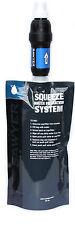 Sawyer SP131 Quetsch Filter System With 3 beutel:2 x 2ltr 0.5ltr