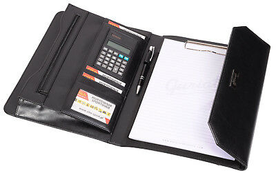 A4 Schreibmappe Aktenmappe Konferenzmappe Dokumentenmappe Ringbuchmappe