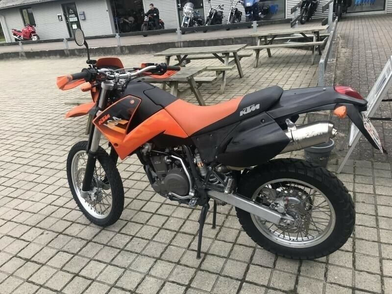 KTM, 640 LC4 Enduro, ccm 640