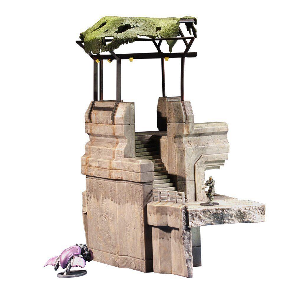 McFarlane Toys Halo McFarlane Micro Ops Series 1 Box Set High Ground Tower