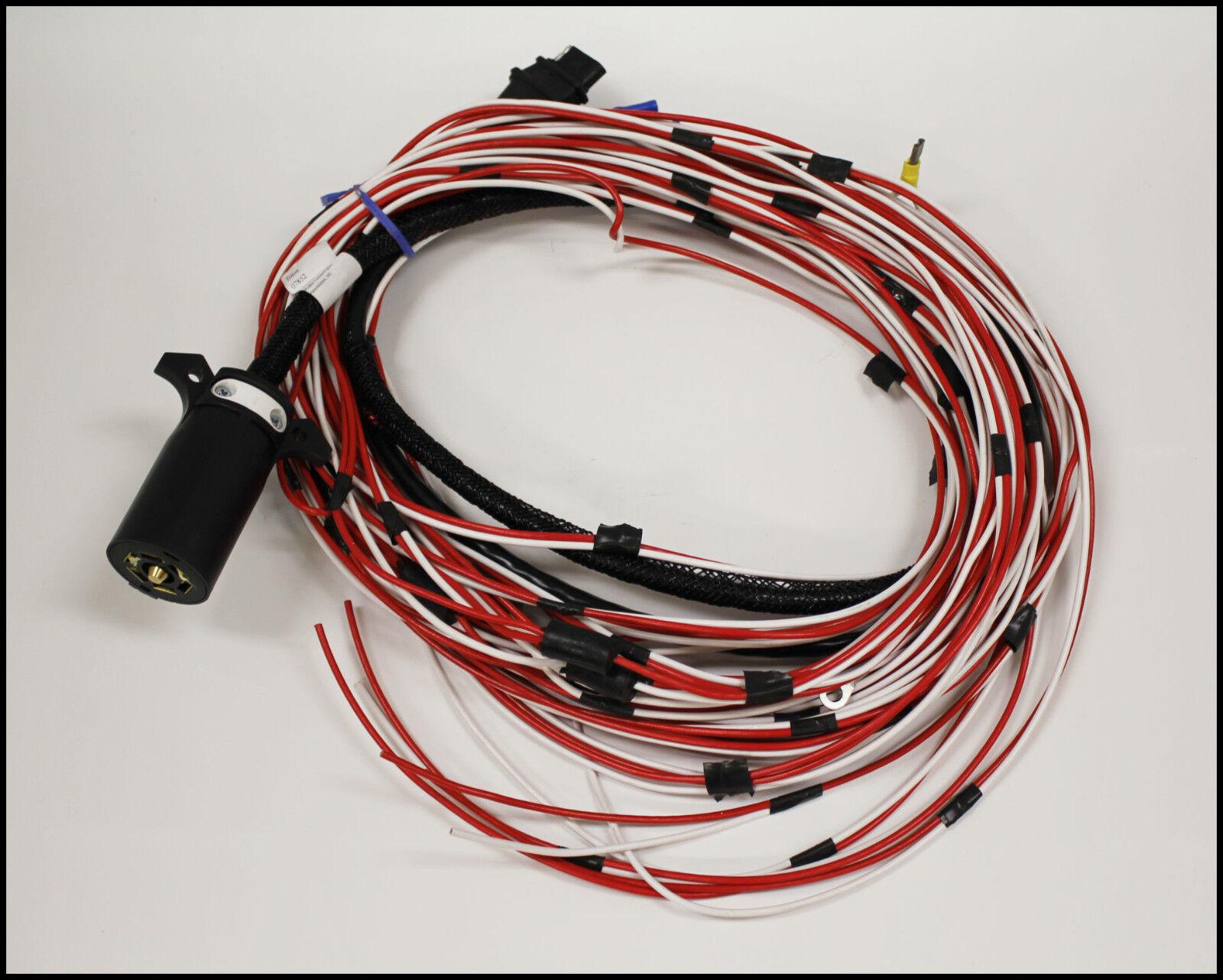 Triton 07852 ATV EB Tongue Wire Harness