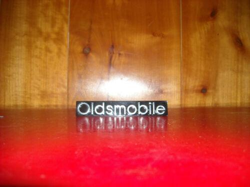 Oldsmobile Die Cast Emblem 4/'/' Long.