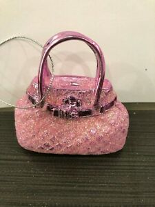 Katherine's Collection - Purse Christmas Ornament in ...