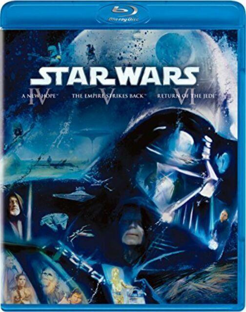 Star Wars Original Trilogy Blu Ray Collection 3disks Japan For Sale Online Ebay