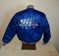 """VTG """"Westchester Velo""""  Nylon Insulated Jacket Game Sportswear USA Sz Large"""