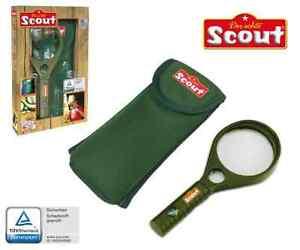 """Fringant Scout """"loupe"""" Le Vrai Scout * 6 X 60mm & 8 X 16mm En Néoprène-étui & Boucle De Ceinture-afficher Le Titre D'origine Garantie 100%"""