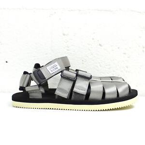 16c73cf54c3d Suicoke Gray OG Shaco Sandals Size 6-11 Kaw Golf Clot Bape