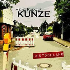 Heinz Rudolf Kunze - Deutschland [New CD] Germany - Import