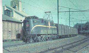 Warren /& Ouachita Valley Locomotive  #1 Alabama Lumber  Postcard Train 9224