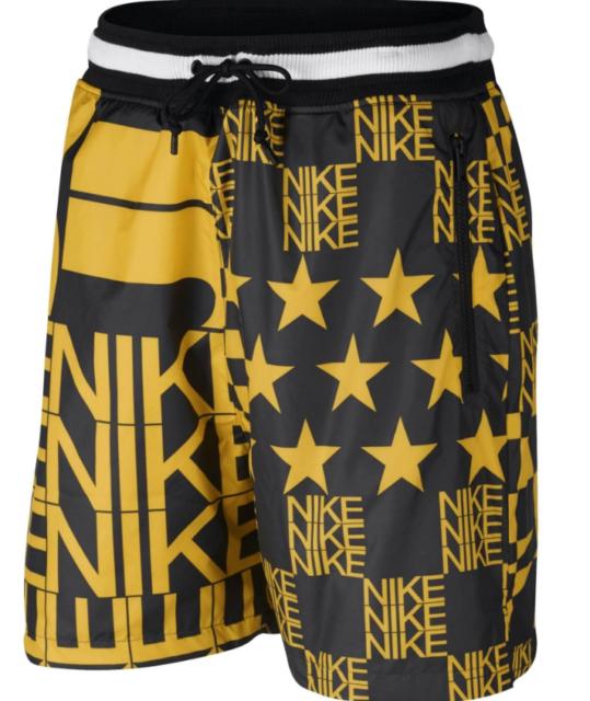 NIKE BIG SWOOSH WOVEN SHORTS AO1116-100 SIZE XL