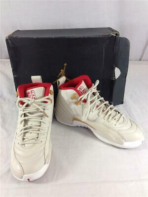 best service d7b64 2047e Nike Air Jordan Retro 12 CNY GG Chinese New Year 881428 142 Size 6Y | eBay