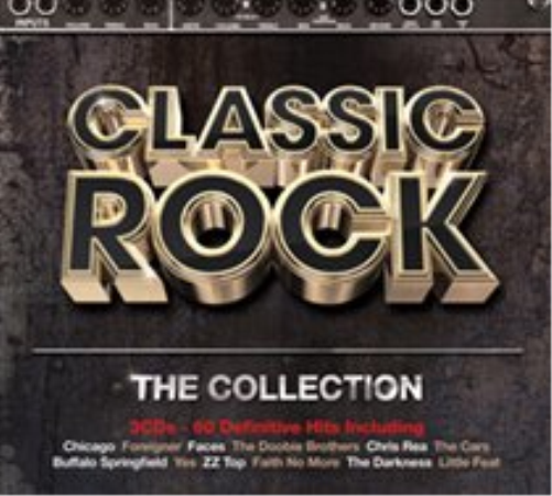 Various Artists-Classic Rock CD NEW
