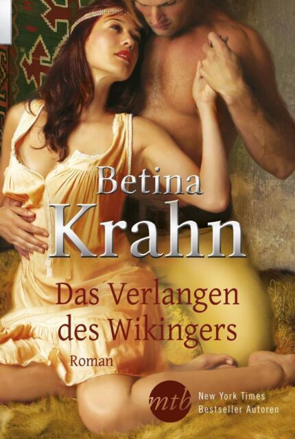 Das Verlangen des Wikingers von Betina Krahn, UNGELESEN