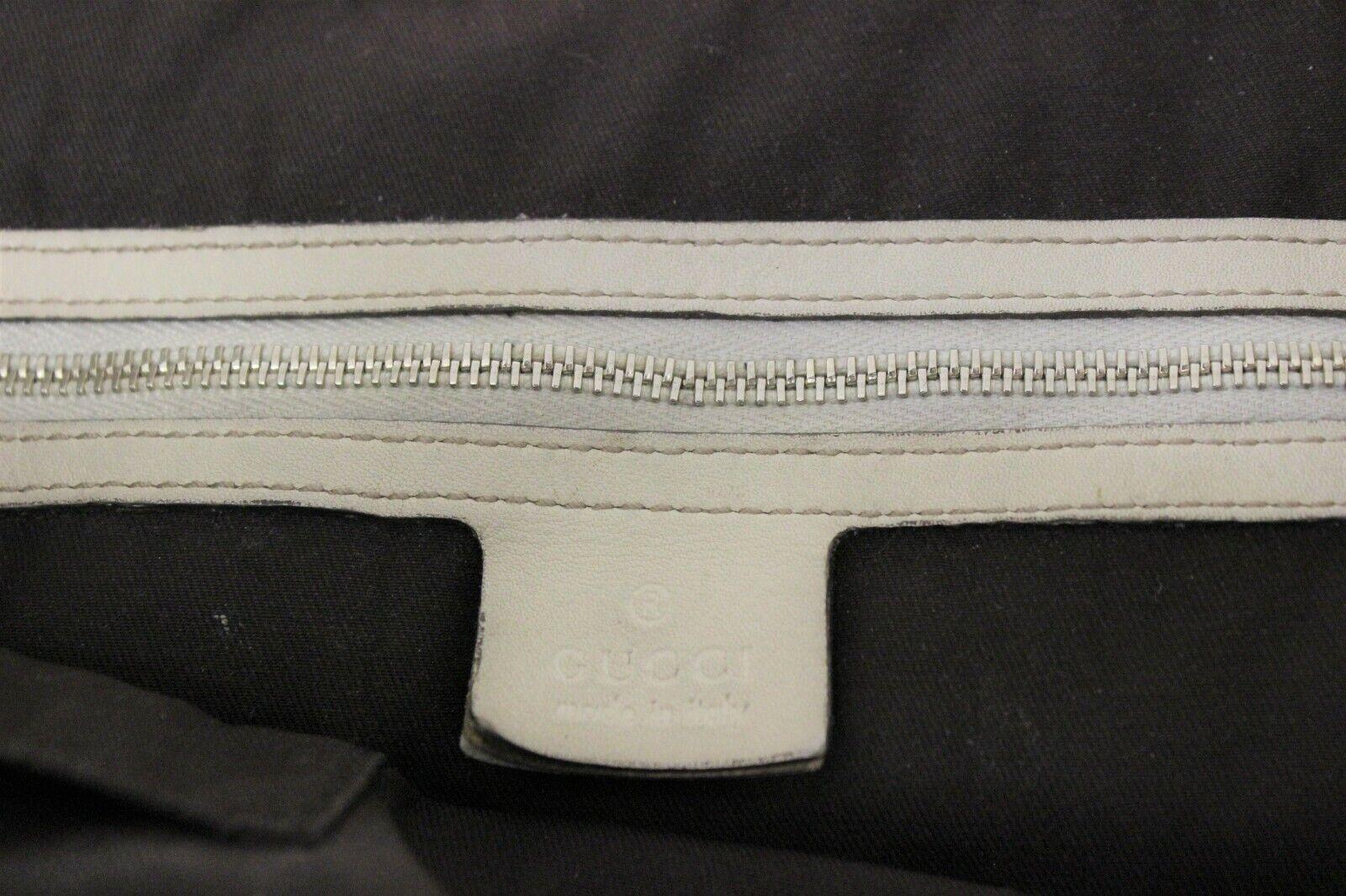 GUCCI Calfskin Peggy Bamboo Top Handle Hobo Bag -… - image 9