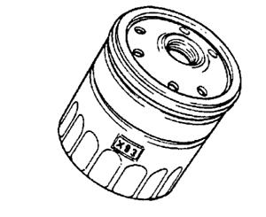 Vauxhall élément de filtre-Véritable NEUF 95509857