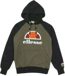Details zu Ellesse Forest Night Hoodie Men's Overhead Sweatshirt