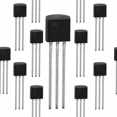 10x BC549C NPN transistor segnale basso TO-92