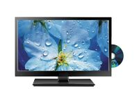 Seiki 24 inch Full HD LED TV with built in DVD player USB PVR Record re 19 22 26