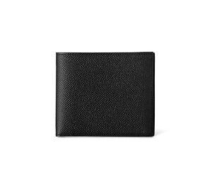 louis vuitton ostrich bag - Authentic Hermes Men's Classic Black Epsom MC2 Copernic Bifold ...