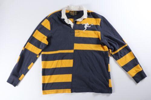 Rugby Ralph Lauren Patchwork Rugby Shirt XL Vintag