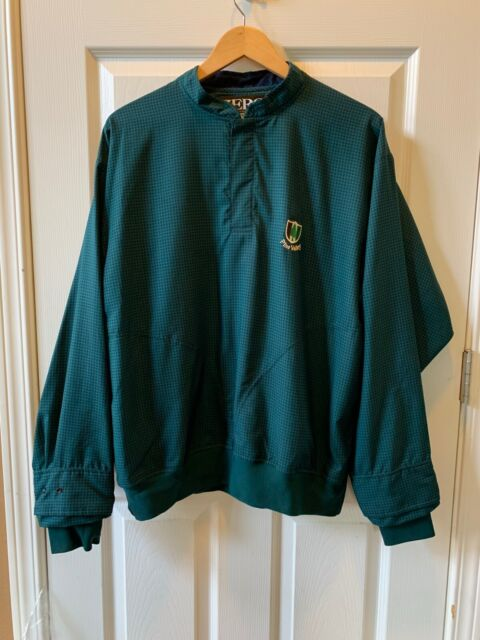 Zero Restriction Golf Outerwear - Pine Valley member logo ...