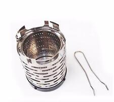 Camping Mini Portable Heater Cap for Butane Gas Stove Burner Fishing Outdoor