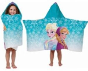 Superieur Image Is Loading Disney FROZEN Anna Elsa BATHROOM SET Cotton HOODED