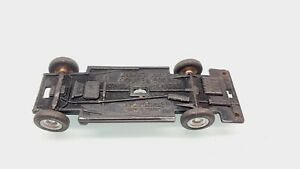 DINKY TOYS PIECES ACCESSOIRE D'ORIGINE - CHASSIS OPEL REKORD COUPE 1900 - AF11