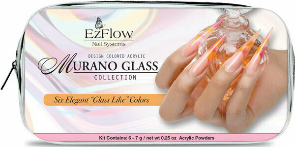 EzFlow Design Colored Acrylic Kit Color Blast Collection - 59096 for sale online | eBay