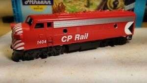 Athearn-Canadian-Pacific-cp-rail-f7-A-super-powered-Locomotive-train-engine-HO