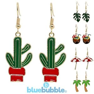 Bluebubble-SUMMER-LOVE-Earrings-Funky-Fun-Holiday-Cute-Kitsch-Retro-Sweet-Kawaii