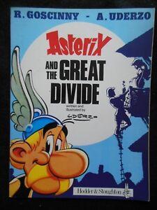 Asterix-und-die-Gret-Unterteilen-von-Goscinny-amp-Uderzo-1984-Cartoon-Comic
