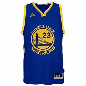 9c9c2983e66 Image is loading Golden-State-Warriors-adidas-NBA-Official-Swingman-Road-