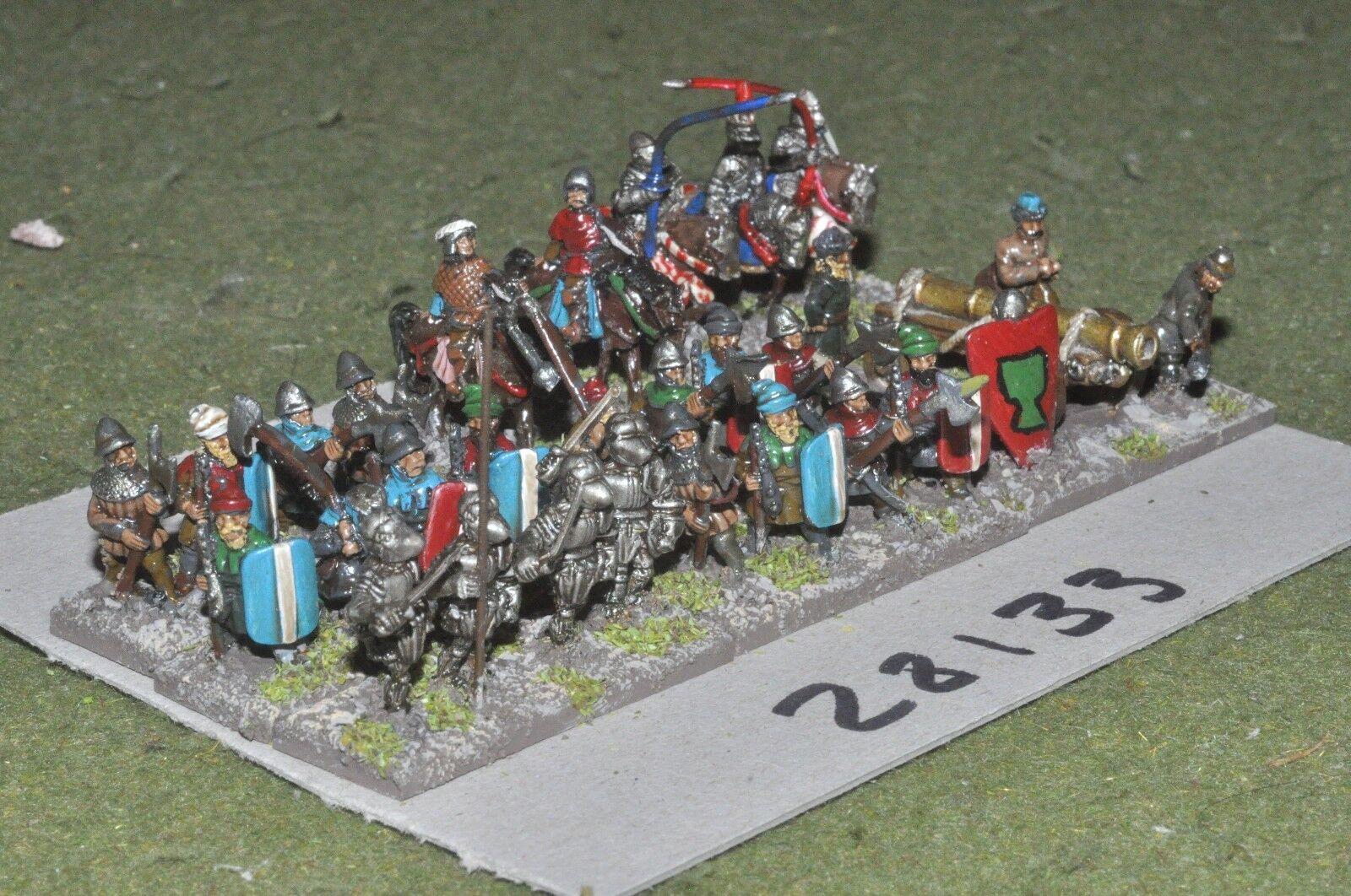 15 mittelalterlichen   zeit - battle - group - 29 zahlen - inf (28133)