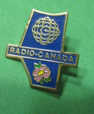 Cbc Radio Canada Logo Tv Media Pin Ebay