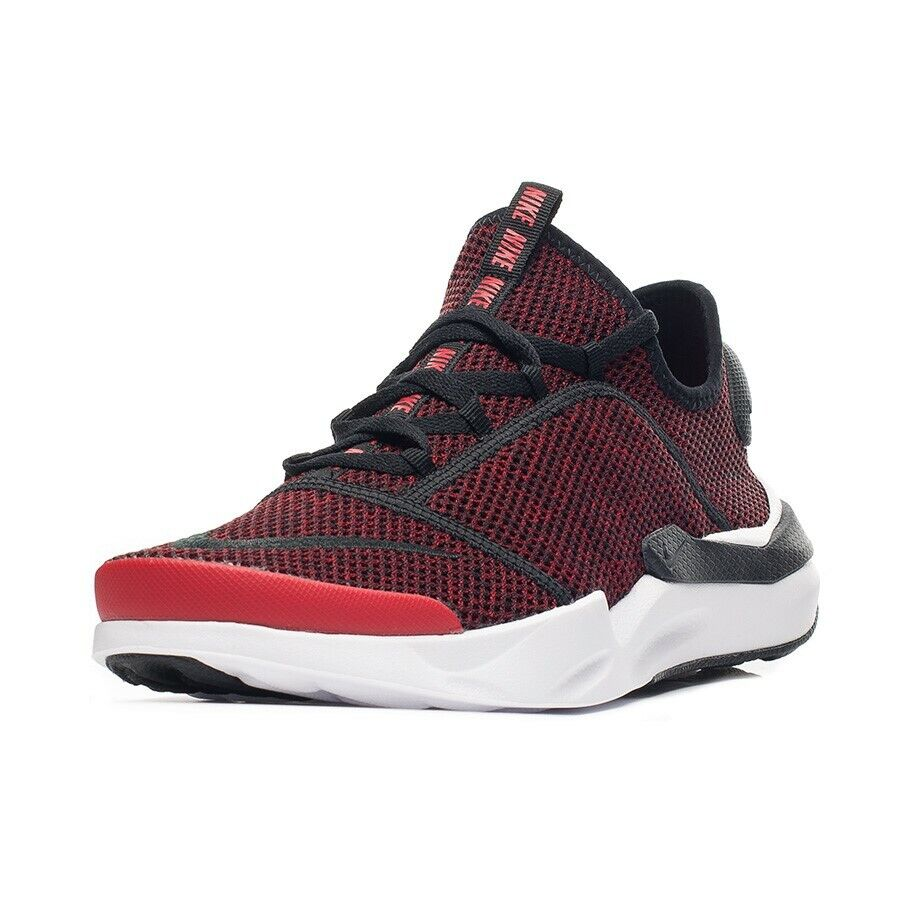 NIKE SHIFT ONE SE RUNNING SNEAKER LO MEN SHOES RED BLACK AO1734-600 SIZE 9.5 NEW