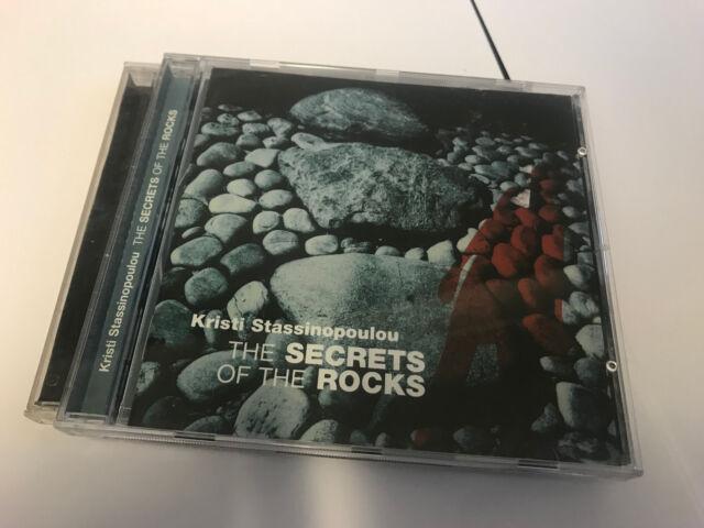 Stassinopoulou, Kristi : The Secrets of the Rocks CD V NR MINT 5060001271118