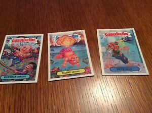 2006 All New Series 5 GARBAGE PAIL KIDS ANS 5 BONUS CARDS B12 B13 B14 Rare