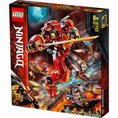 New Toy LEGO® Ninjago® Fire Stone Mech 71720 Brick