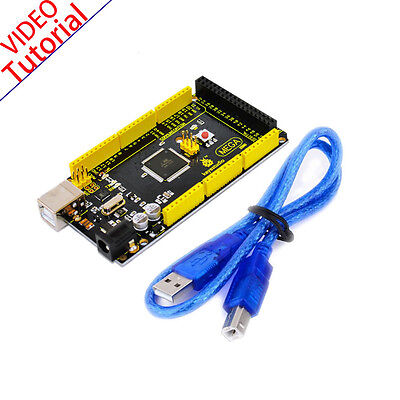 Keyestudio  Mega 2560 ATmega2560 16U2 development Control board for Arduino +USB