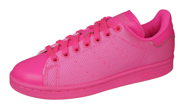 Adidas San Smith Women Shoes Pink Uk 6 Bb4997 For Sale Online Ebay