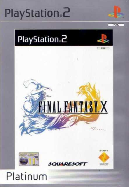 Final Fantasy X (10)  (PS2) (New) - (Free Postage)