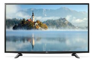 """LG 49"""" Class FHD (1080P) LED TV (49LJ5100)"""