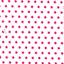 Per F//Q 1//2 1 metre Children Nursery Stars Polycotton Fabric Red Blue Pink Black