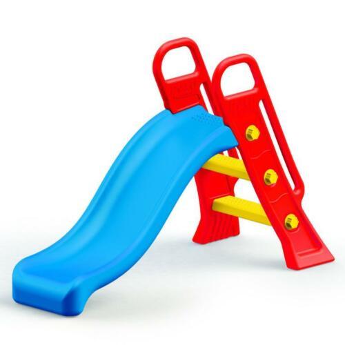 Junior Slide Kinderrutsche große Rutsche für Kinder ab 2 Jahre Pool Garten